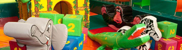 Jeux à Fun City